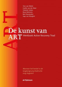 Cover De kunst van ART: Werkboek Active Recovery Triad