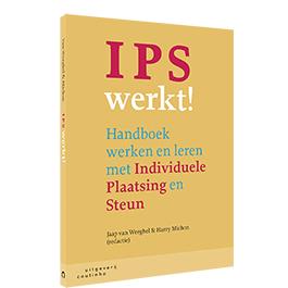 Omslag IPS werkt! Handboek werken en leren met Individuele Plaatsing en Steun