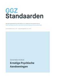 Voorpagina Generieke Module EPA