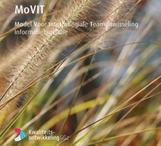 Model Voor Intercollegiale Teamuitwisseling – Informatiebrochure