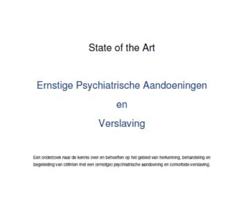 stateoftheart_ernstige psychische aandoeningen en verslaving